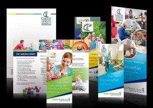 Corporate Design für den Caritas-Verein Altenoythe