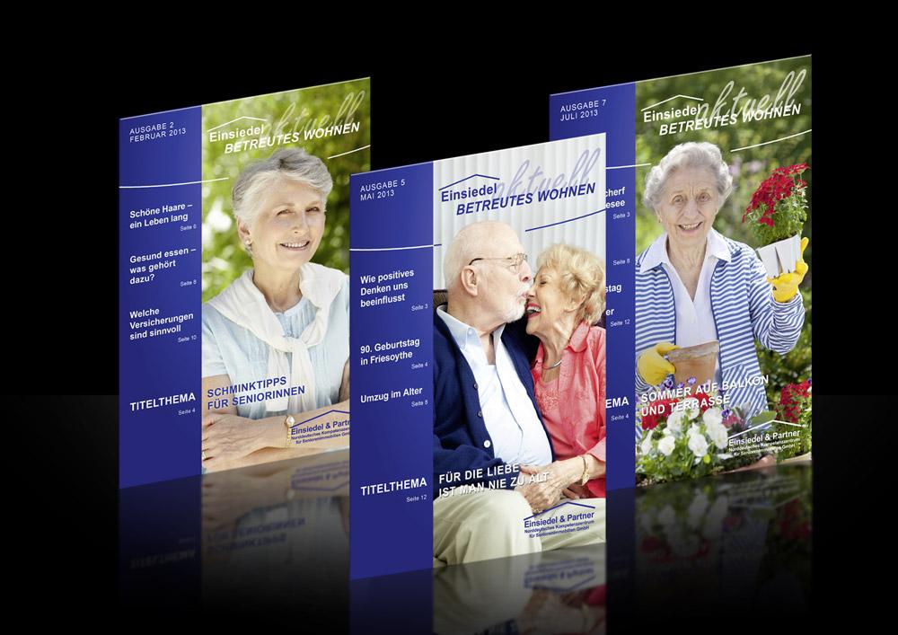 Design Einsiedel und Partner Magazin