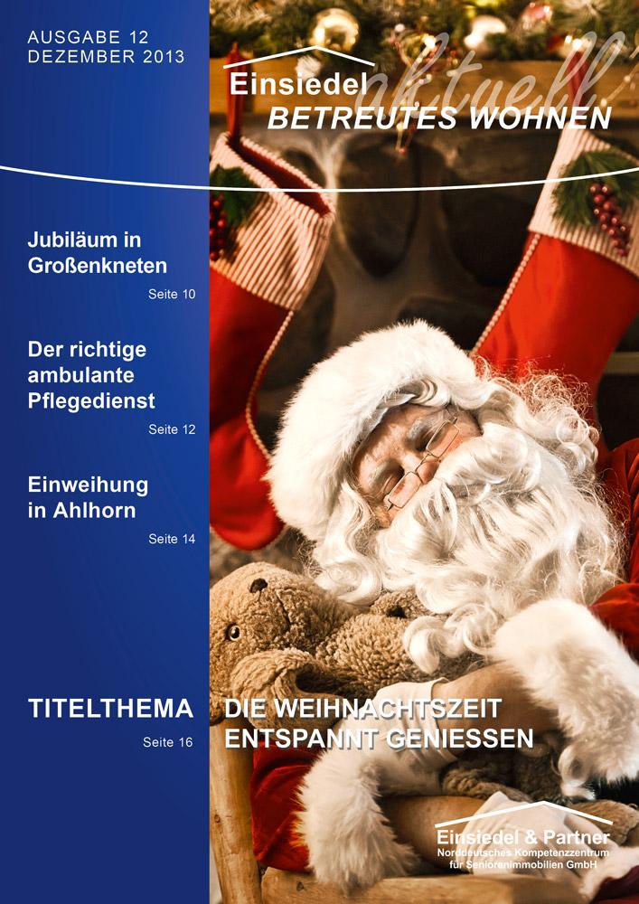 Design Einsiedel und Partner Magazin Dezember