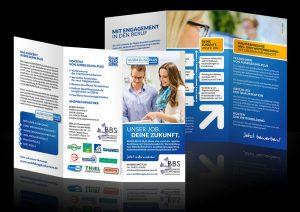 Corporate Design für den Verein Ausbildung.Plus e.V. aus Löningen