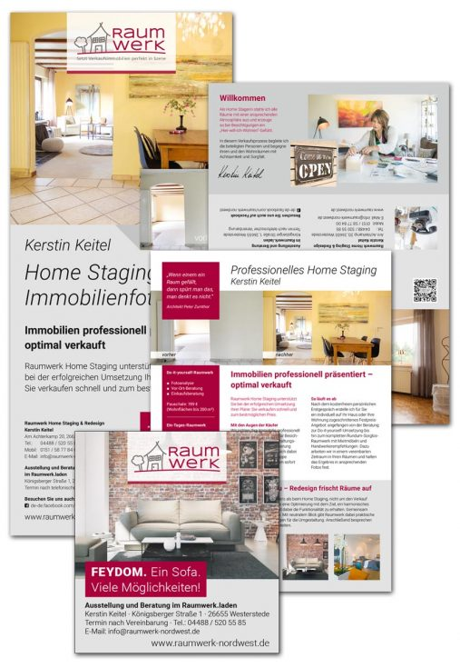 Design Raumwerk Nordwest Home Staging