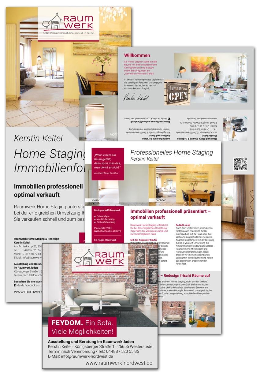 Design Raumwerk Nordwest Home Staging