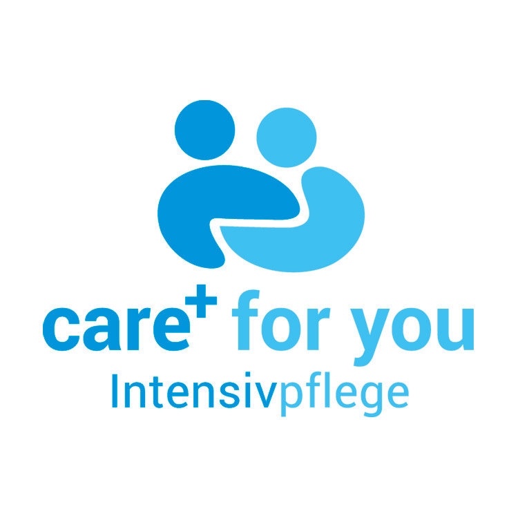 Logo Design Care plus 4 you Intensivpflege