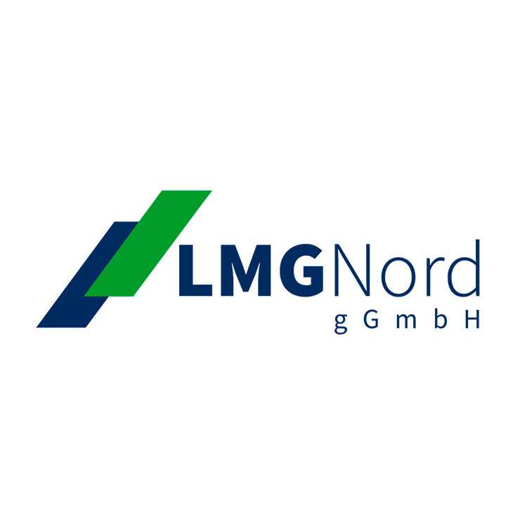 Logo Design LMG Nord gGmbH