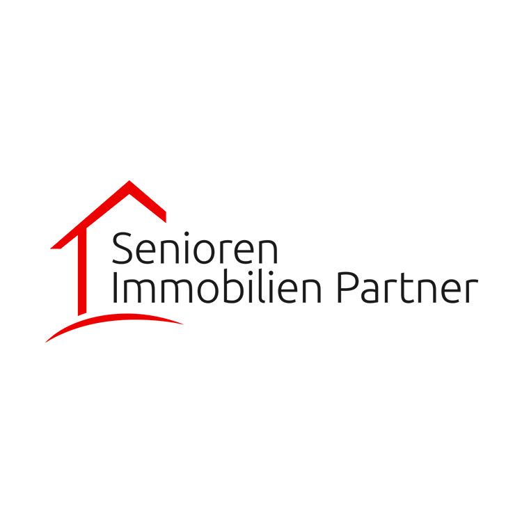 Logo Design Senioren Immobilien Partner