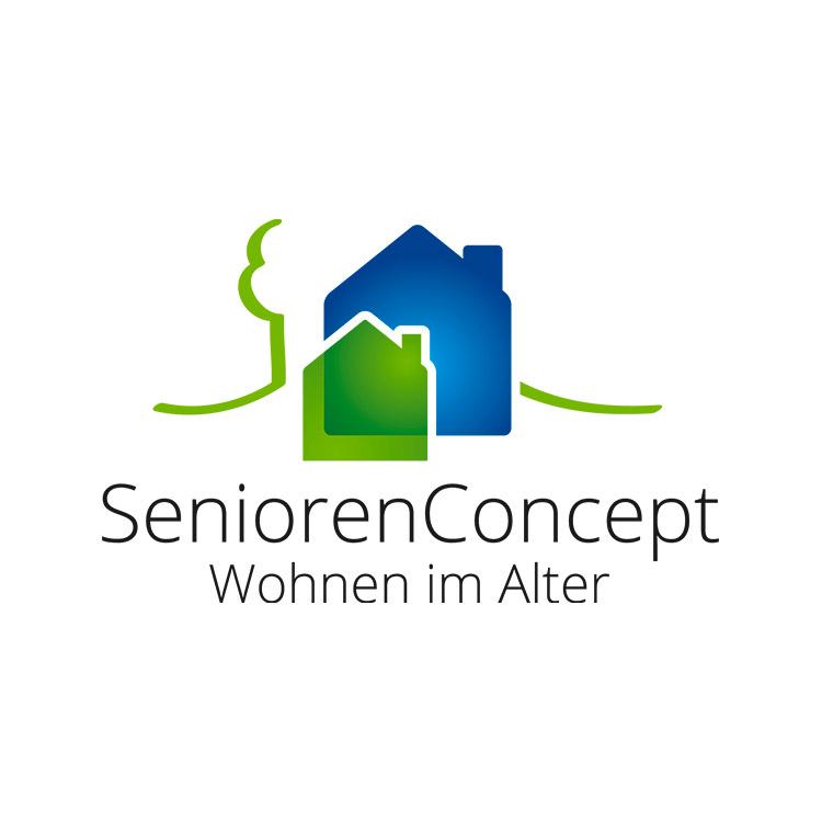 Logo Design SeniorenConcept Bau