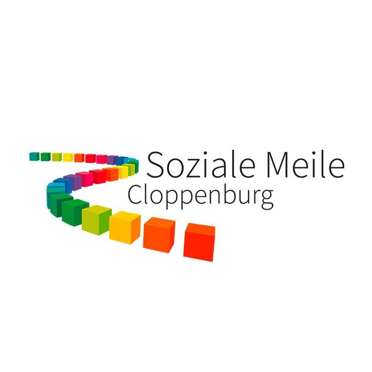 Logo Design Soziale Meile