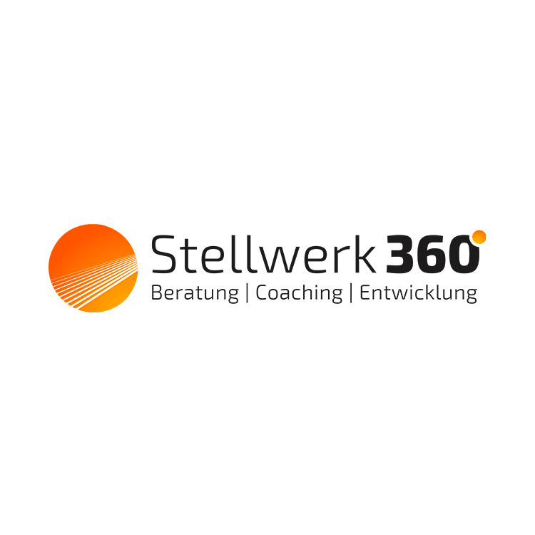 Logo Design Stellwerk 360 Coaching