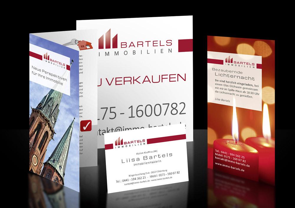 Oldenburg Immobilien Werbung