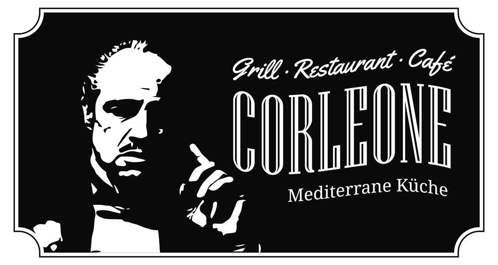 Logo Restaurant Corleone