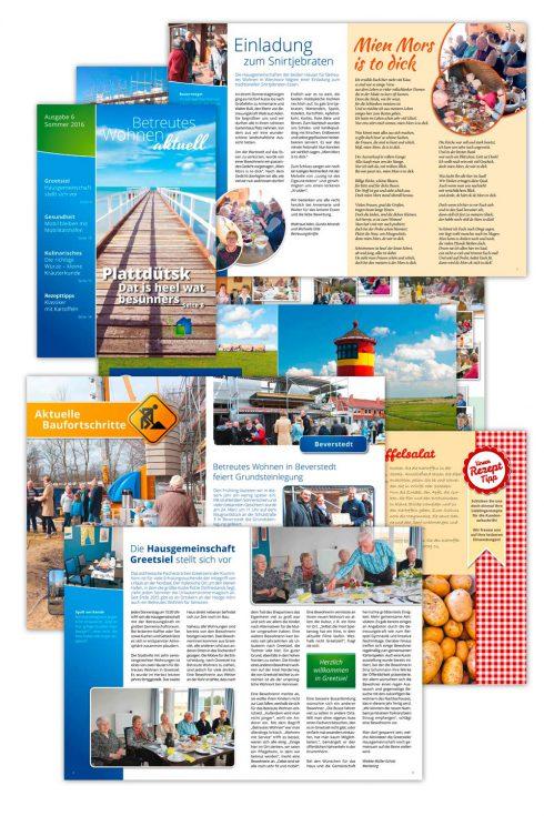 SeniorenConcept Magazin Sommer 2016