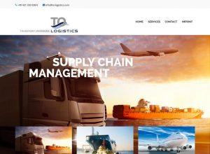 Webdesign für TO Logistics aus Bremen