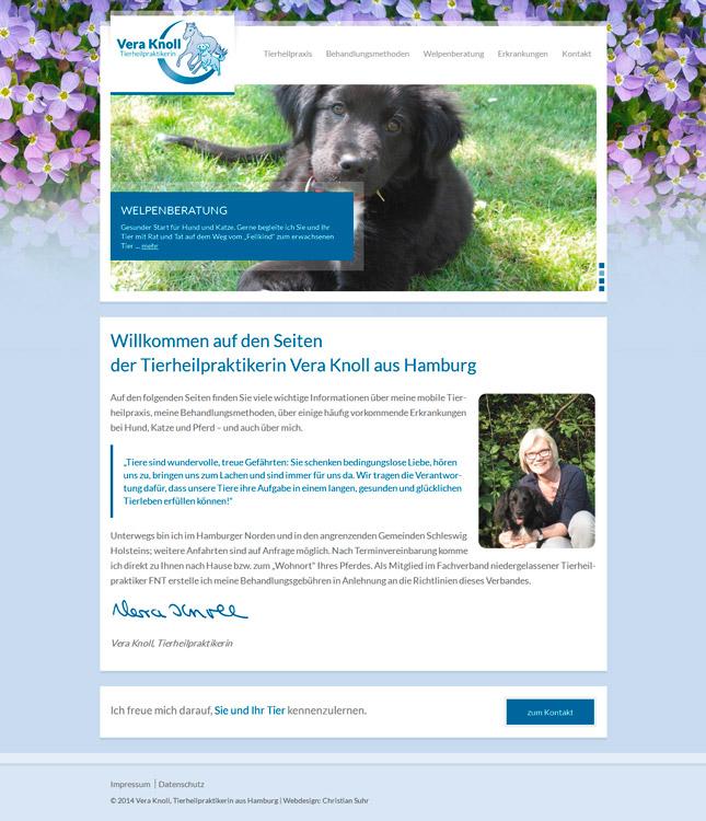 Webdesign-Tierheilpraktikerin-Vera-Knoll-Hamburg