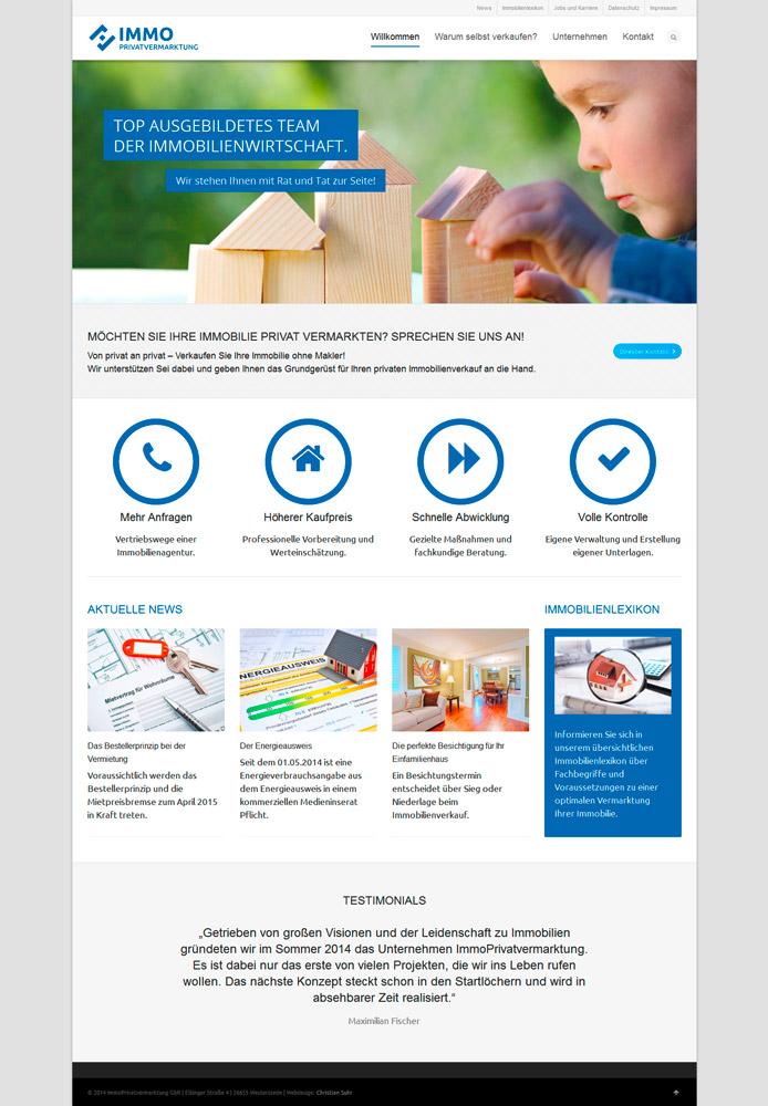 Webdesign-Werbeagentur-Hude-Oldenburg-ImmoPrivatvermarktung