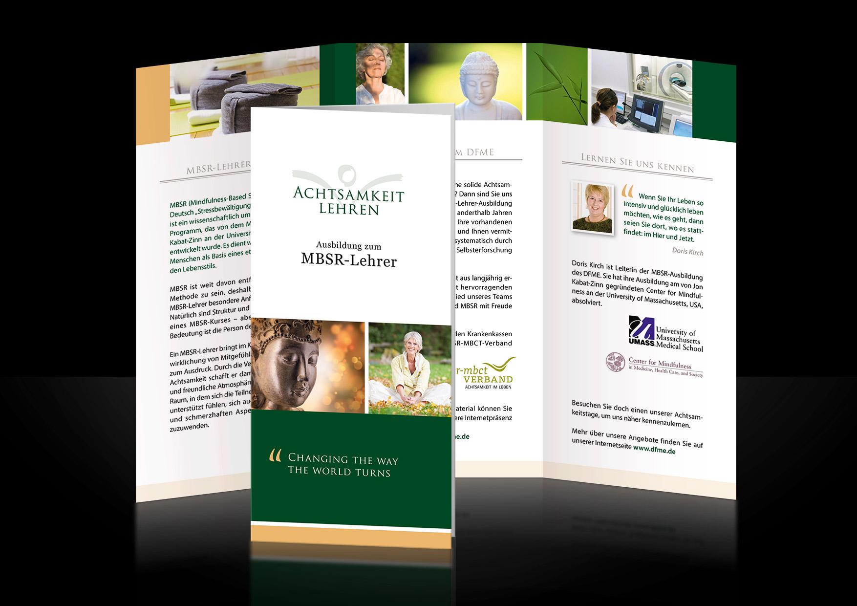 Werbedesign-Flyer-DFME-MBSR-Lehrer-werden